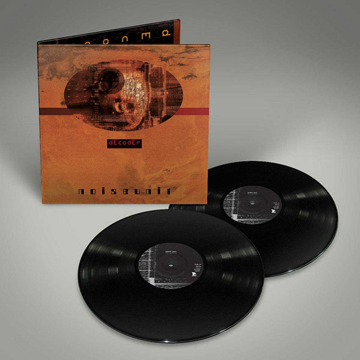 noise unit. decoder. 2lp vinyl. | noise unit