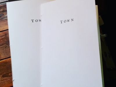 "Limited Edition Printing of ""Town"" main photo"