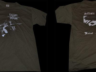 Warrior T-Shirt  Khaki medium size main photo