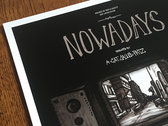 NOWADAYS Poster - Signed & numbered (Limited 5 copies) photo
