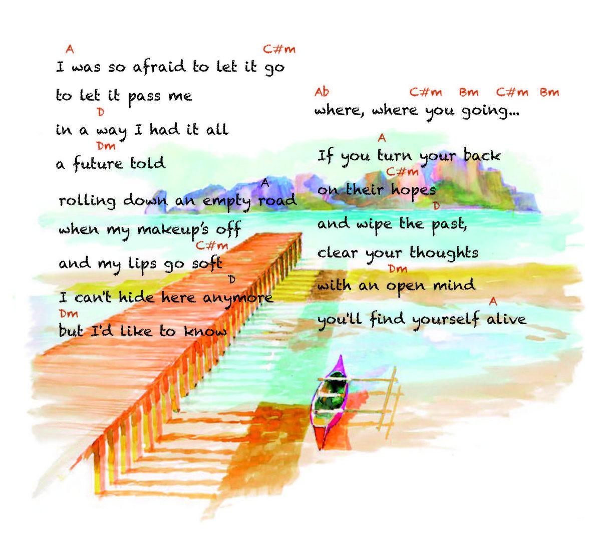 Where You Going Tonight | Julia Parsley
