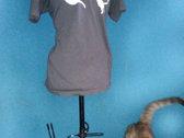 Wax n' Cats T-shirt photo
