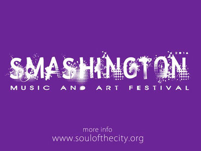 Ticket to Smashington Music Festival main photo
