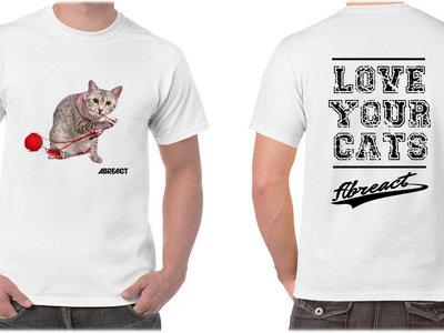 ABREACT Cat T-Shirt main photo