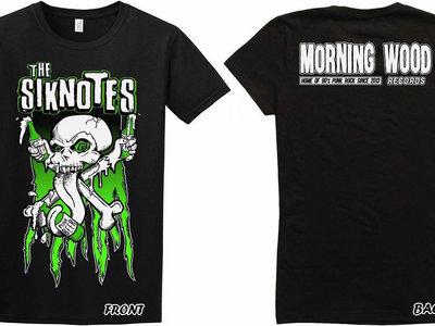 Party Skull T-Shirt main photo