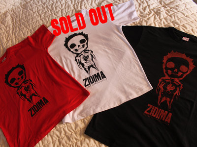 """Buona sopravvivenza"" T-shirt colorate (sold out) main photo"