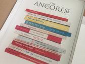 Signed Ltd Edition Book Stack Art Print photo