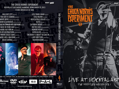 Live At Rockpalast DVD main photo