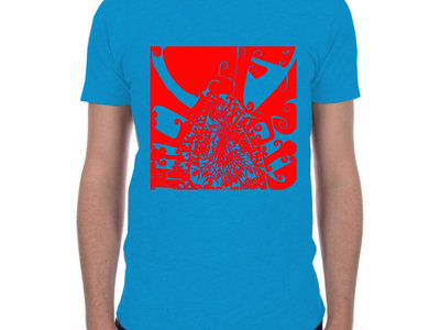 Hills Blue & Red T-shirt main photo