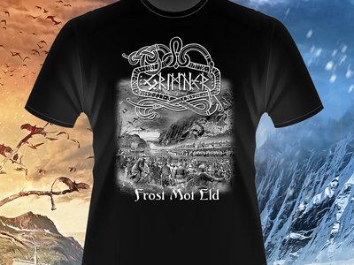 "Grimner T-shirt ""Frost Mot Eld"" main photo"