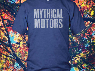 Mythical Motors Shirt (Design #2) + tape of your choice main photo