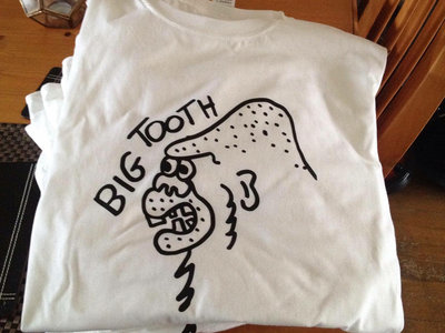 BIG TOOTH T-shirt main photo