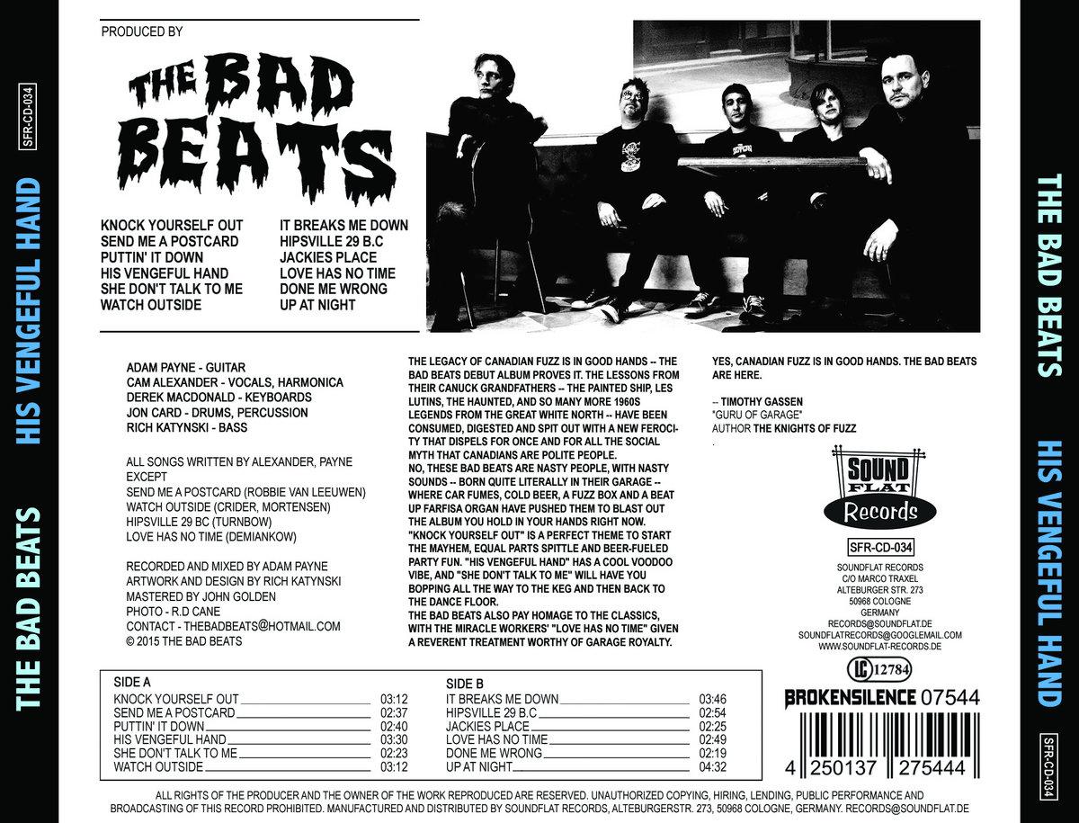 Send Me A Postcard | The Bad Beats