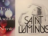 Saint Luminus Shirt with FREE Poster photo