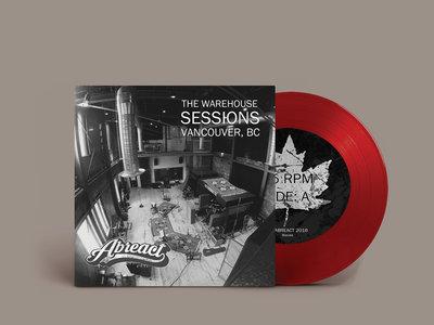 "The Warehouse Sessions - 7"" Vinyl main photo"