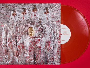 "Limited Edition Solid Red 12"" Vinyl main photo"