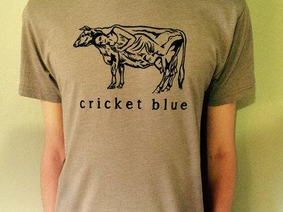 Cow Lady T-shirt (Men's) main photo