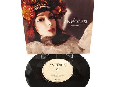 "Signed Ltd Edition 7"" Vinyl Popular/What Goes Around (String Version) main photo"
