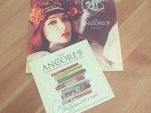 "Signed Ltd Edition 7"" Vinyl Popular/What Goes Around (String Version) photo"