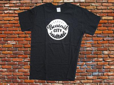 Beatnik City T-shirt (Black) main photo