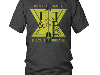 Topher James and Biscuit Brigade T-Shirt main photo