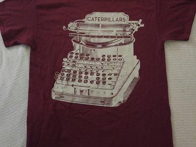 Typewriter T-shirt main photo