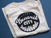 Beatnik City T-shirt (Natural Cotton) photo