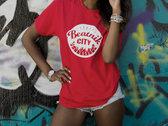 Beatnik City T-shirt (Red / Limited Edition) photo