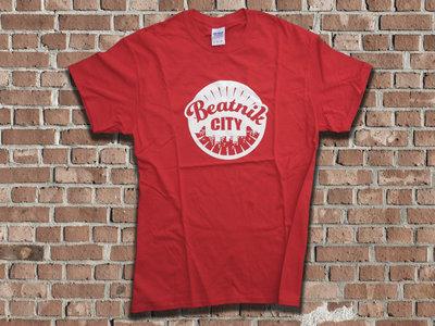 Beatnik City T-shirt (Red / Limited Edition) main photo