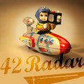 42Radar image