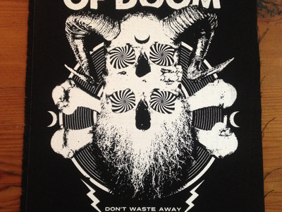 Vol. 4: Bearded Back Patch main photo