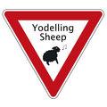Yodelling Sheep image