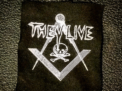 They Live Logo Patch main photo