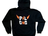 DVLGNG CM Patch hoodie photo
