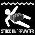 STUCK UNDERWATER image