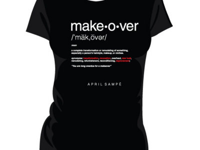 MAKE-O-VER TEE main photo