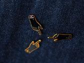 Enamel Lapel Pin photo