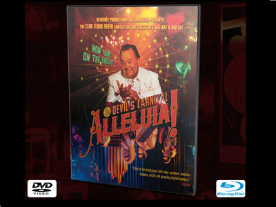 Alleluia! The Devil's Carnival (DVD+Blu-Ray ) [Limited Edition 6,660] main photo