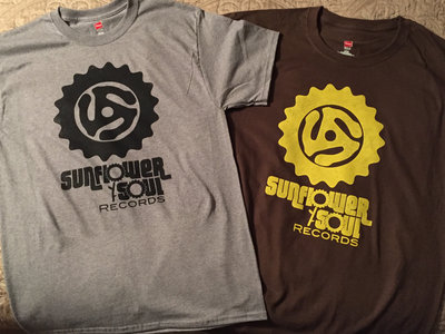 Sunflower Soul Records T-Shirt main photo