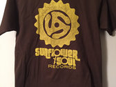 Sunflower Soul Records T-Shirt photo