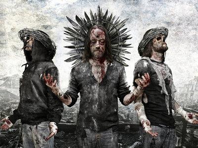 Canvas print 'The Saviours Slain I', 90x60xm main photo