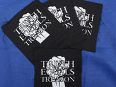 Truth Equals Treason patch (fist logo) photo