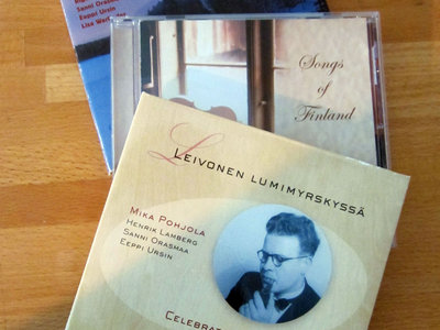 A Bundle of 3 CDs + 1 Download: Scandinavian Music main photo
