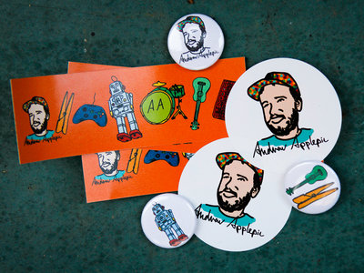 BUTTONS & STICKERS main photo