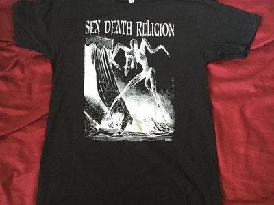 Sex Death Religion - monster shirt main photo