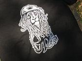 "J Ras x Most Funky Click ""Dread Lion"" T Shirt (Black) photo"