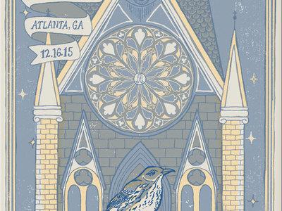 Terminal West (Atlanta) Show Poster 12/16- Reunion Tour 2015 main photo