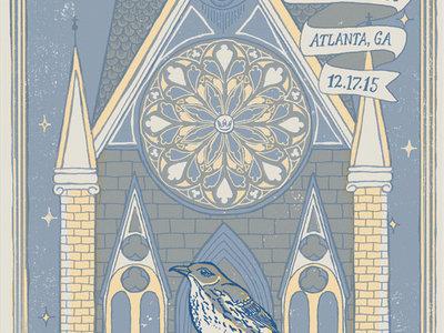 Terminal West (Atlanta) Show Poster 12/17- Reunion Tour 2015 main photo