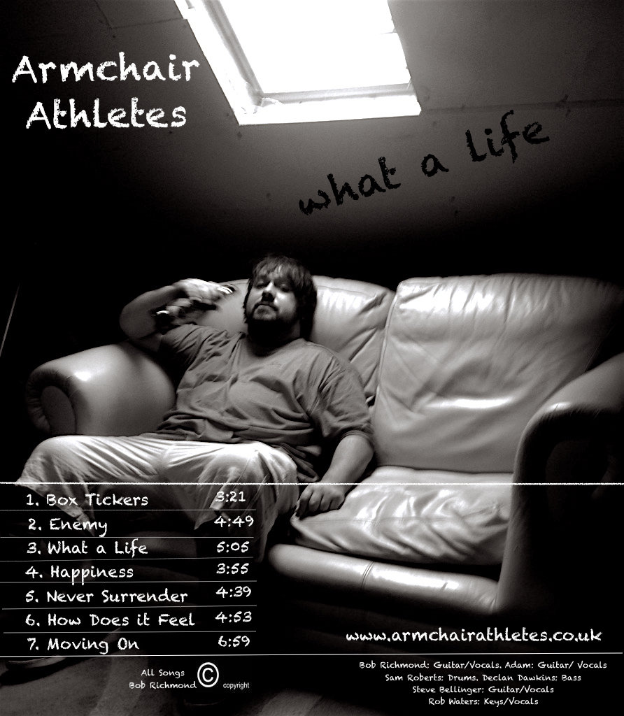What a life | Armchair Athletes