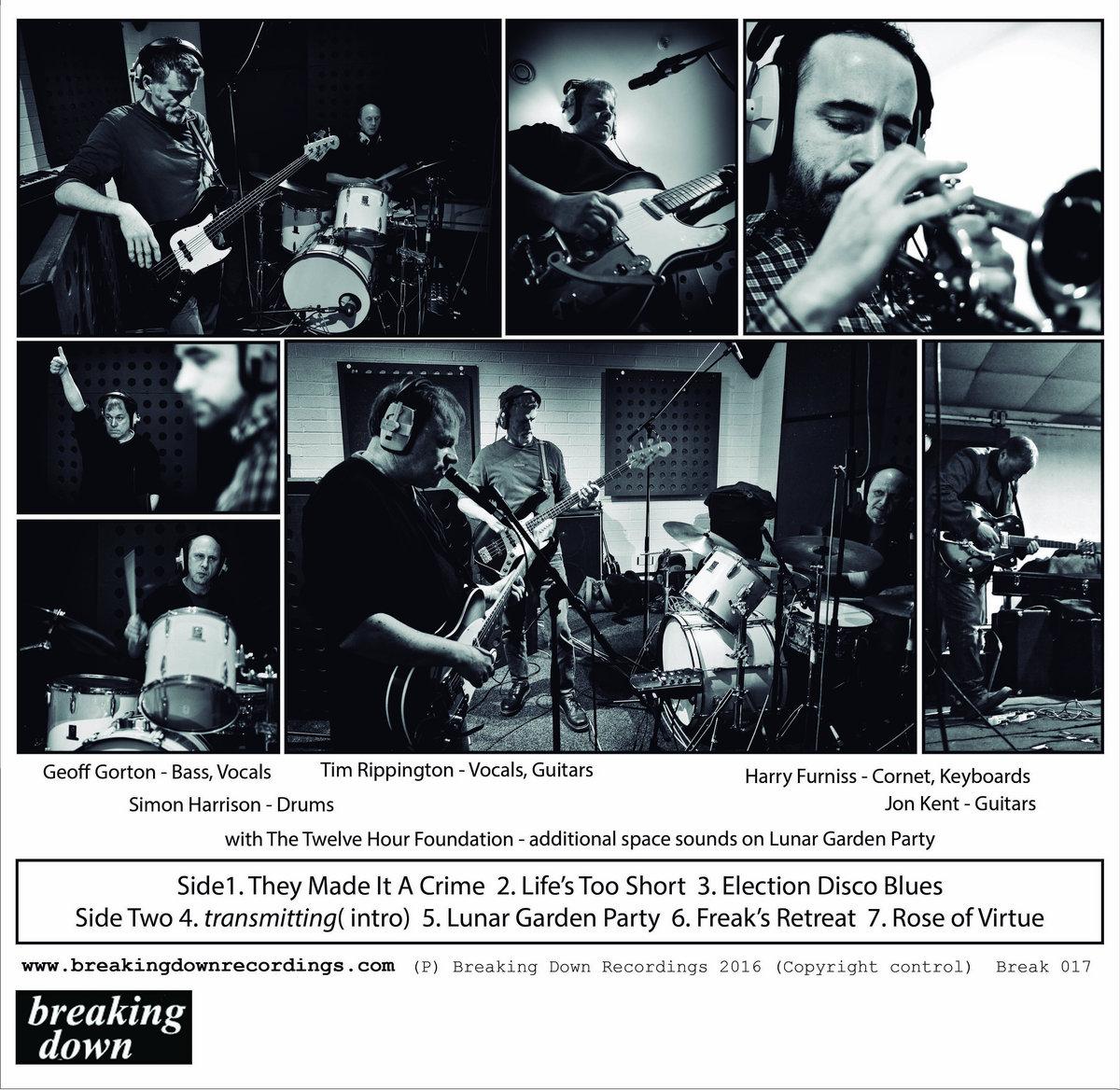Ten (midi-album, released 2016) | Arrest! Charlie Tipper (aka the